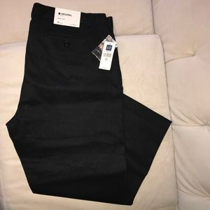 GAP Orig. Cropped Low-Waist STRETCH Pants 16R NWT